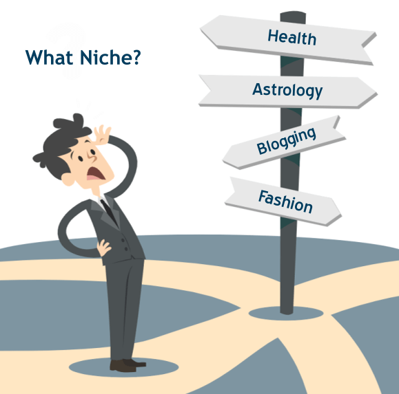 blogging niche selection