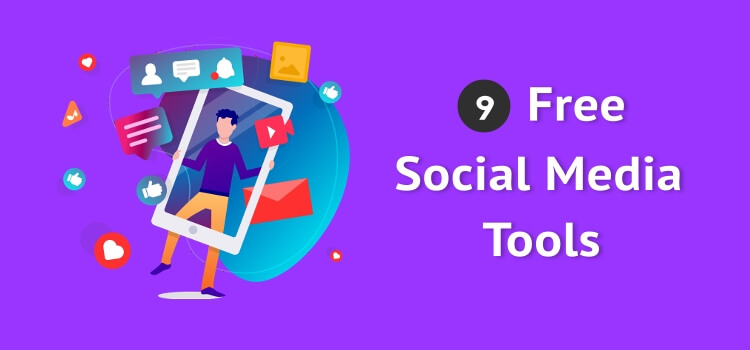 best and free social media tools