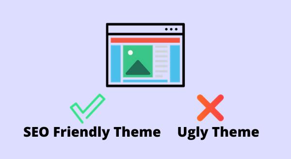 ignoring blog design